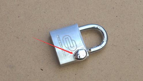 金属镓究竟多可怕?牛人滴一滴在铁锁上,竟徒手直接掰碎!