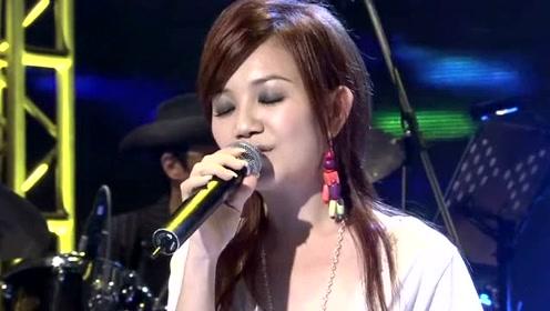 梁静茹宣布离婚后首发文,确认将登上央视中秋晚会演唱《勇气》