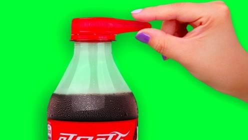 3个塑料瓶DIY小妙招,加点创意改造一下,让生活更方便