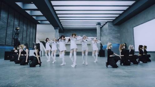 EVERGLOW - Adios MV舞蹈版,又飒又美