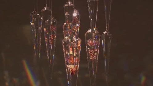 玻璃易碎,但却是旭丽多彩,这样的玻璃你觉得怎么样
