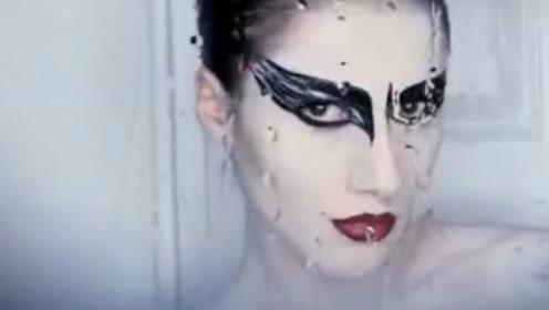 黑天鹅妆容是怎么画出来的?教您成为舞蹈女王