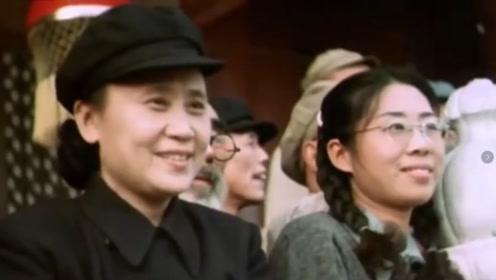 俄罗斯首次播放新中国成立彩色纪录片,这是献给中国人民的礼物