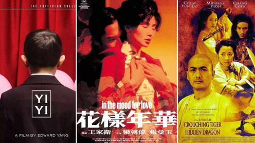 《卫报》评选21世纪最佳影片100部,3部华语影片上榜