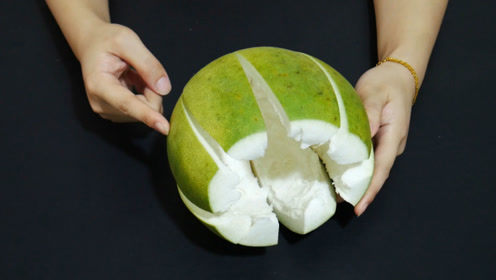 扔柚子皮等于在扔钱,教你一个新方法,一年能为家里省几百元