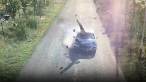 男子酒后驾车撞飞骑车女子 致其身亡 肇事者已被刑拘