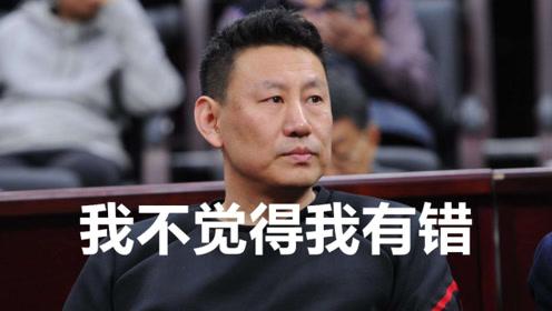 破案了!世界杯出局后,李楠谈为何弃用可兰,中国男篮被他坑惨了