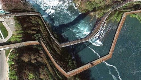 世界上最危险的三座大桥,一个比一个惊险,其中一个在我国!