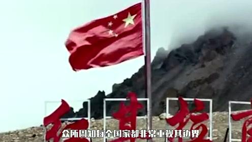 边防士兵亲如兄弟,还一起吃饭对中国竟不设防