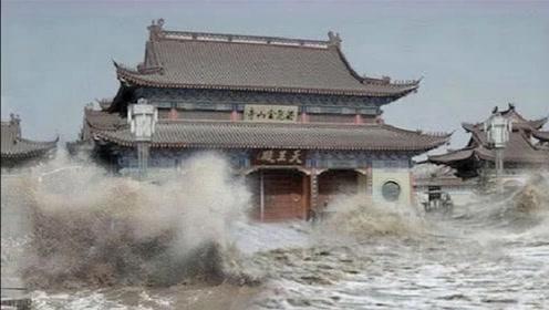 """陕西有一""""神庙"""",河水都绕行,后来竟然被3名学生发现真相!"""