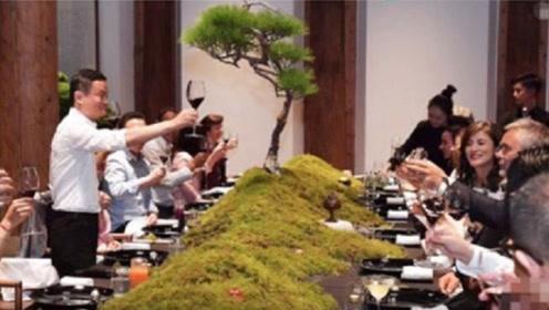 """外国人嘲笑中国菜""""低档次"""",看了马云的夜宴后,纷纷打脸了"""