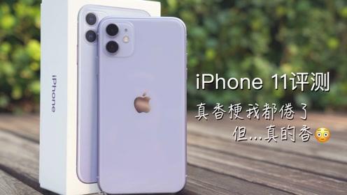 "iPhone 11评测:加量减价""真香""?拍照硬刚安卓机皇"