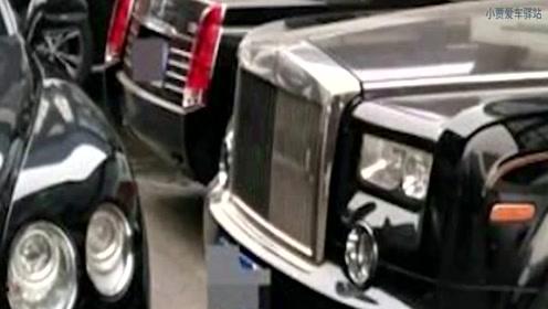 一汽红旗L5,十年才得以一睹真容的豪车,性能怎么样?