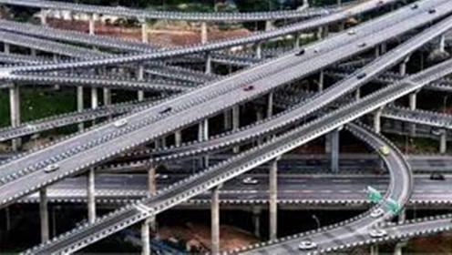 世界最可怕交通在中国!这座桥让导航哭了:前方重庆,导航结束