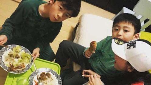 """""""三孩子妈""""张柏芝:凌晨五点给儿子做早餐,用心陪伴而非作秀!"""