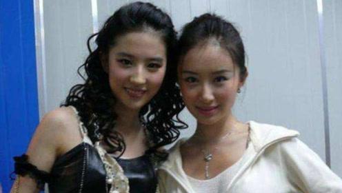 偶遇刘亦菲舒畅逛街,网友:姐妹情深,神仙姐姐求你更个博吧