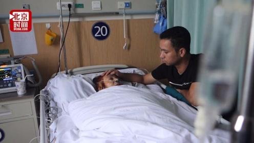 小伙为救母亲欠下高额网贷 孝心感动医生捐万元相救