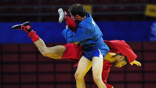 这是俄罗斯最狠的格斗术,擂台实战,防身都超级实用!