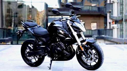 月薪三千都能买得起!背靠本田技术的发动机,圆你大排量摩托梦!