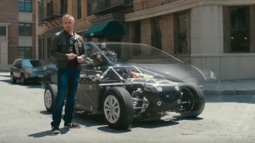 好莱坞电影一部戏毁几辆车?有这个法宝在场,想要啥车都能变出来