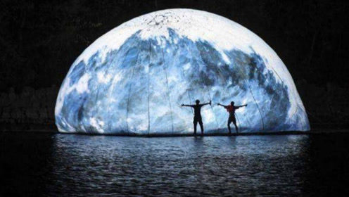 """首颗""""人造月亮"""",将在四川升空,将不再有夜晚?"""