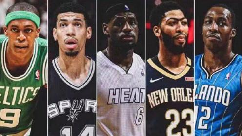 若湖人这五人都处在生涯巅峰 NBA恐将大结局