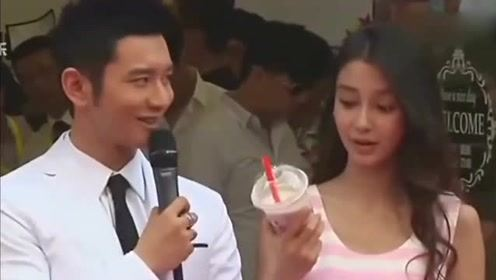 黄晓明跟儿子视频不见baby,2年前的恩爱模样哪去了