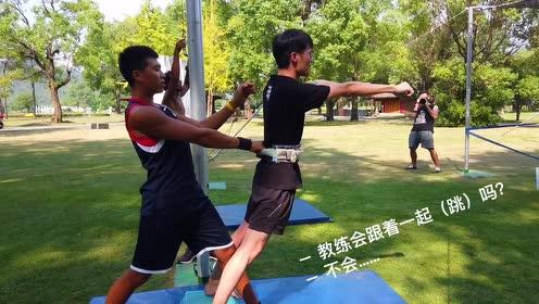 """国庆去哪玩?到桂林挑战""""空中飞人"""",刺激好玩又解压"""