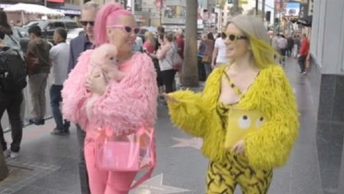 痴迷红色的女子,遇上沉迷黄色的女人会发生什么?让人难以相信