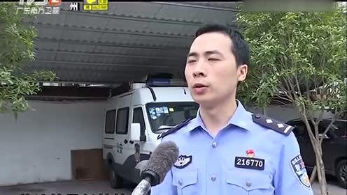 女子抢夺执法记录仪 抓伤民警被拘