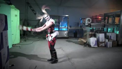 哈莉奎因、小丑和死侍比拼跳舞,到底谁的舞蹈更胜一筹呢?