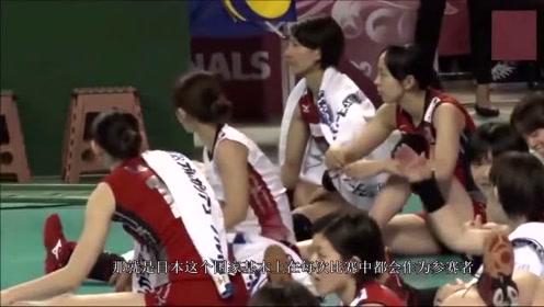 为什么日本能买断女排世界杯永久的举办权?中国为什么不申请?