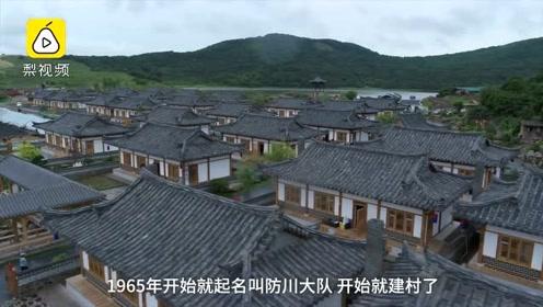 祖国东方第一村:位于中俄朝交界 一眼望三国
