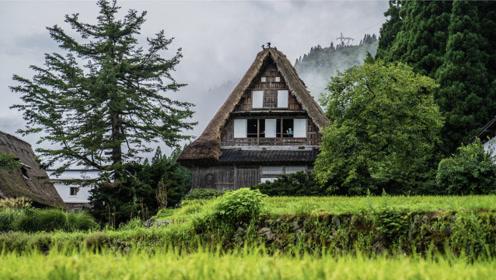 神仙居住的地方,也是少有人正在居住的世界遗产:相仓合掌集落
