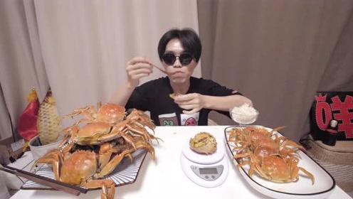 大闸蟹99元和688元有啥区别?这才是吃蟹最爽的方法!