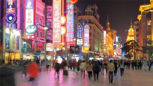 中国最知名的3条步行街:每一条都人山人海,全部去过算厉害!