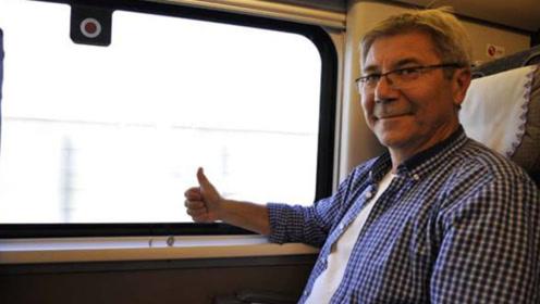 坐惯本国高铁的德国富豪,看到中国高铁后直呼:真不是发达国家?