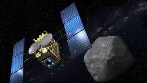 拍摄的龙宫小行星,发现它的岩石类似碳质球粒陨石,还一尘不染!