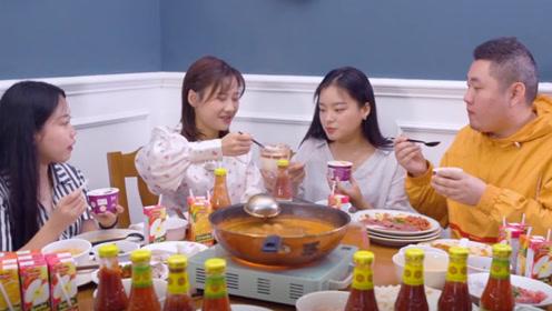 密子君下厨请粉丝吃番茄料理全席,空气都是酸甜的!
