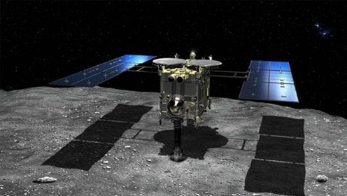 日本飞船轮流撞击小行星,网友:原来实力这么强
