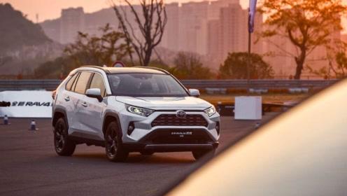 试驾新一代RAV4,SUV也能吹操控性?