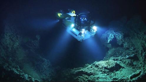 """1万米海底的深处,""""偷喝""""地球上的水,还发出奇怪的声音"""