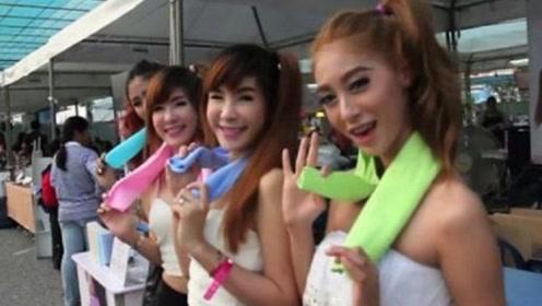 为什么泰国美女递给你的毛巾,千万不能接?我也是才知道