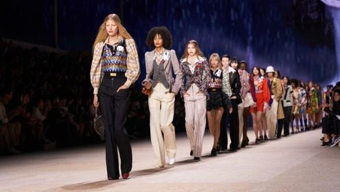 2020春夏巴黎时装周 Louis Vuitton秀场