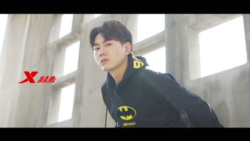 特步蝙蝠侠联名