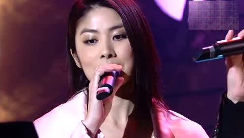 陈慧琳刘德华演唱《与谁共鸣》,十二乐坊伴奏,真精彩