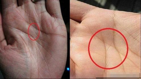 手上有X掌纹的人只占千分之一,这些人都很厉害,看一下你有吗?
