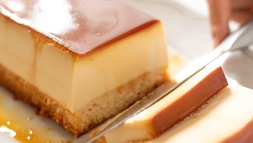 """把黄油搅一搅,转眼变成会流""""糖汁""""的蛋糕,看着太诱人了!"""