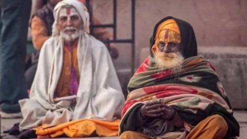 """印度旅游遇到""""苦行僧"""",千万不要上前拍照,不然会倒大霉"""