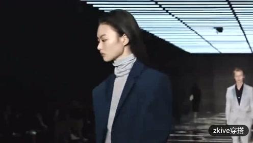 德国奢侈品牌BOSS今年秋冬时装秀 强悍且不失女人味